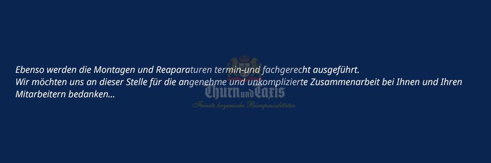 S&S Werbung, Regensburg: Fürstliche Brauerei Thurn und Taxis, Regensburg