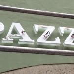 Werbeanlage PAZZO D. Regensburg
