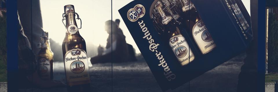 S&S Werbung, Regensburg: Fahrzeugbeschriftung: R+H Getränke