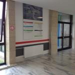 Wegeleitsystem Eckert Schulen Regensburg