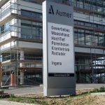 Montage, Projekt Aumer Group Firmenzentrale