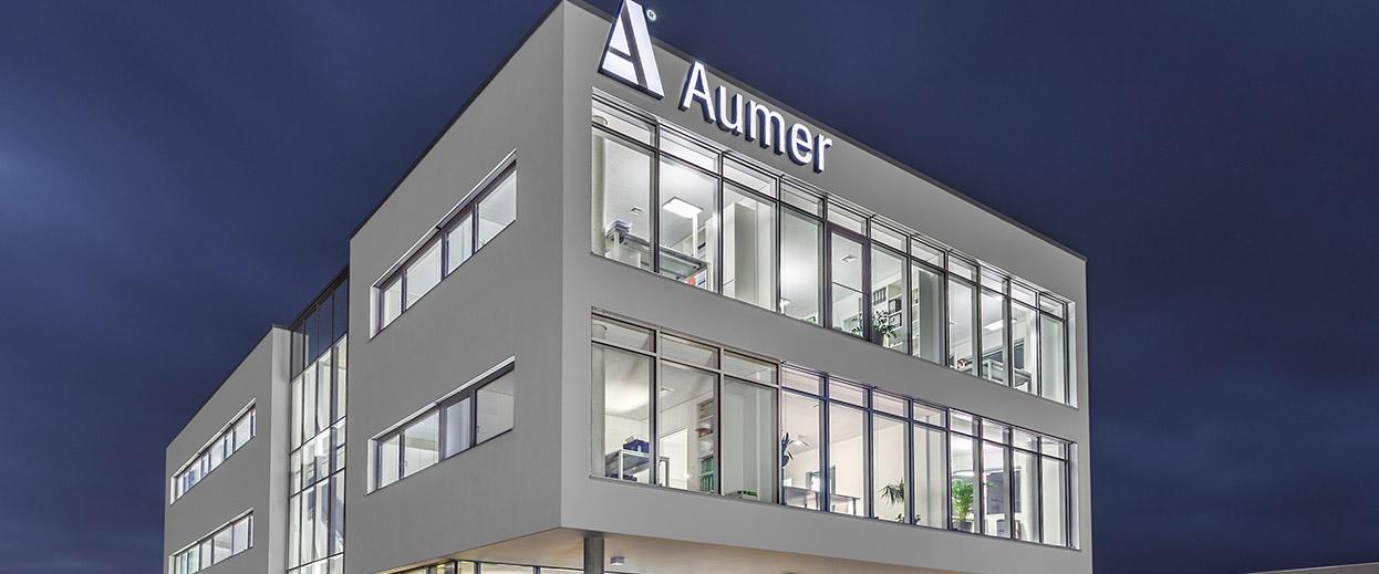 S&S Werbung, Regensburg: Ein A für Aumer!