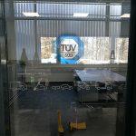 Beklebungen für TÜV Süd, S&S Werbung, Regensburg, Folierung