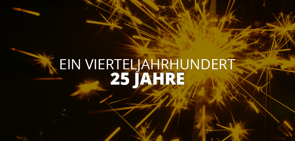 S&S Werbung, Regensburg: 25 Jahre S&S Werbung…