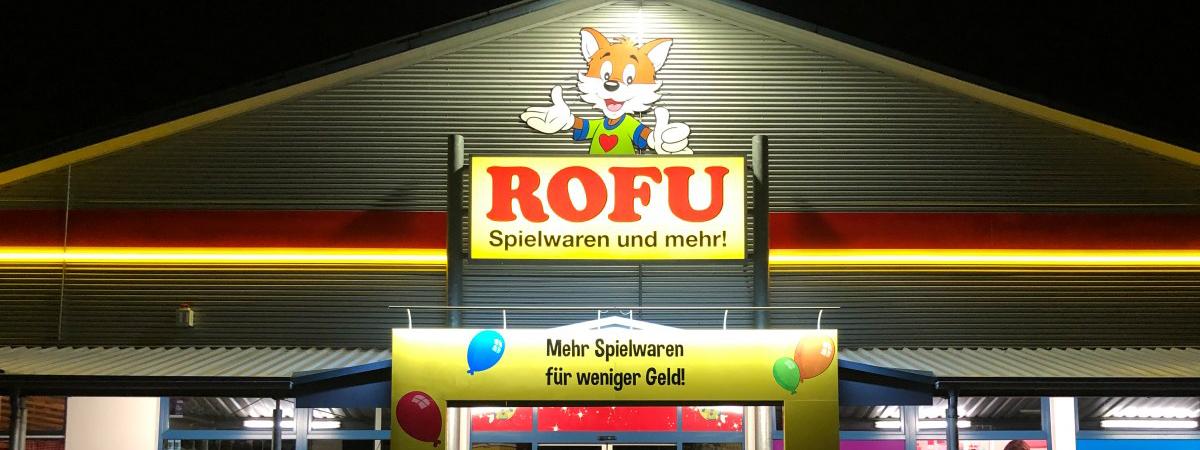S&S Werbung, Regensburg: Rofu Mainburg